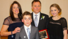 Bianco award at Gala