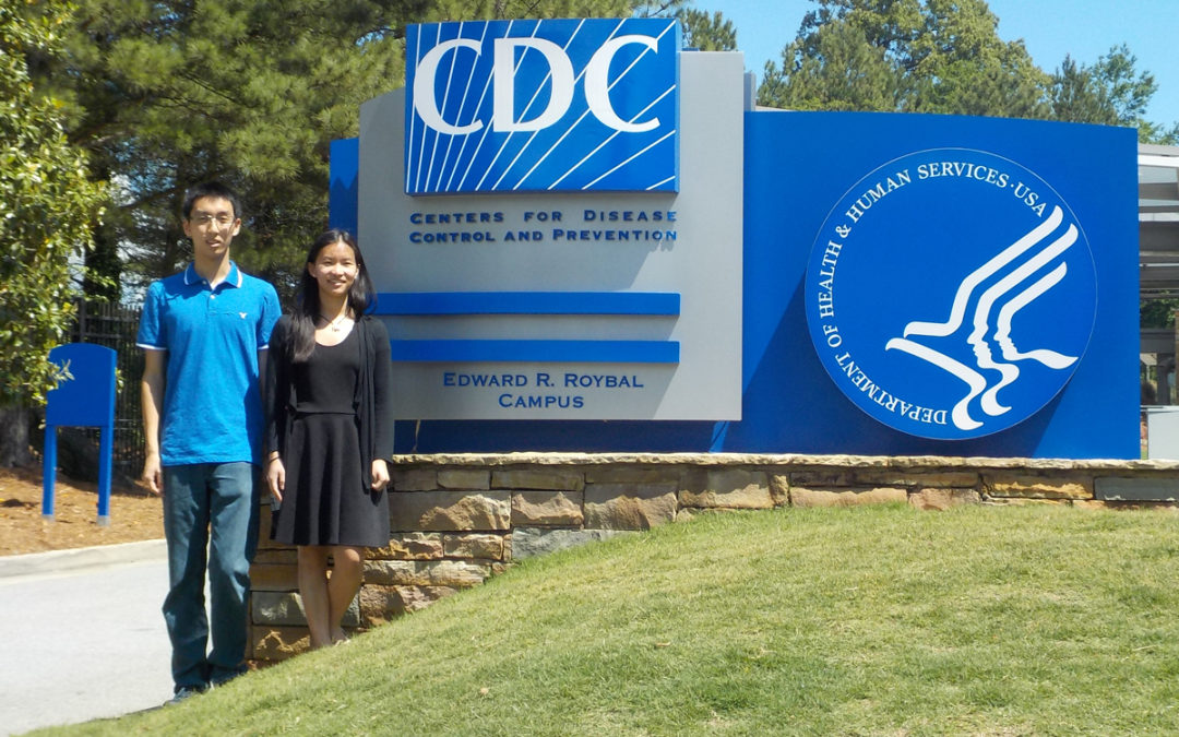 Science Olympiad National Champions Visit Centers for Disease Control and Prevention