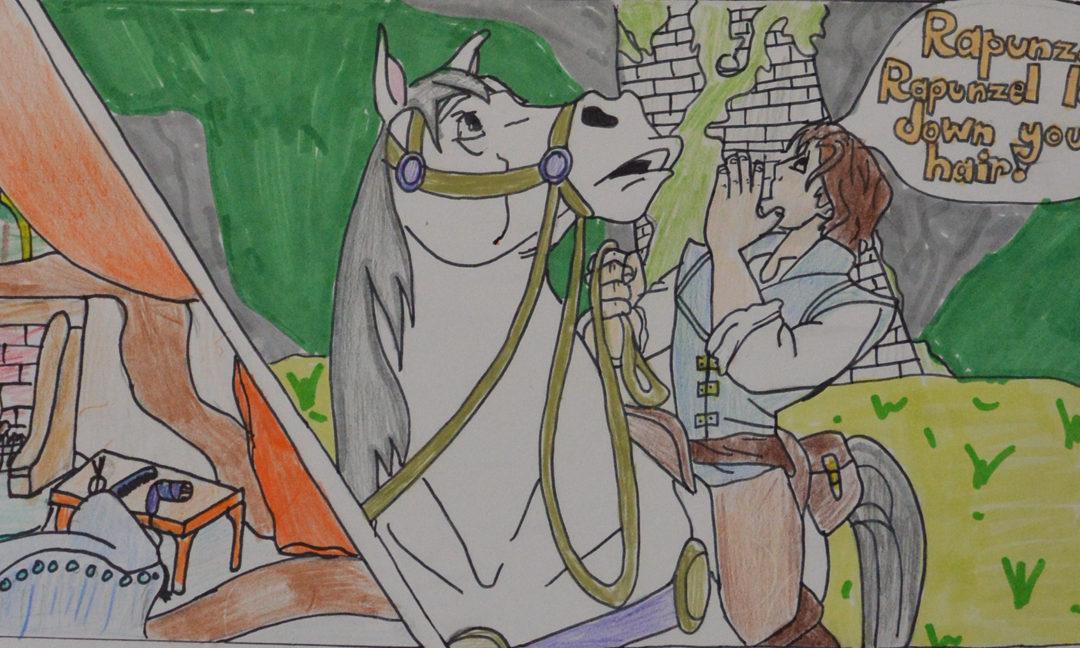 A Storybook Art Show