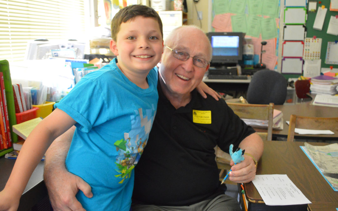 DPS Grandparents and Special Friends Day