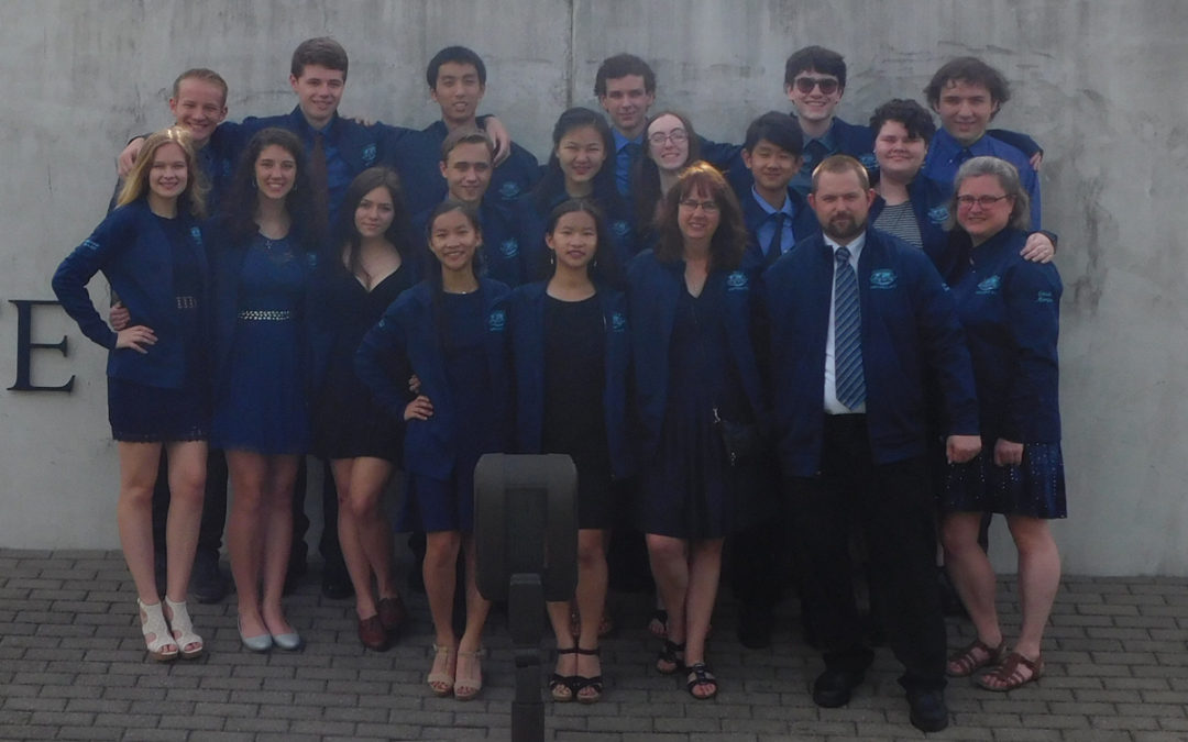 Columbia Science Olympiad Places 15th at National Tournament