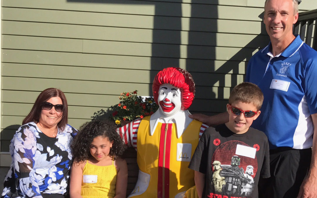 Genet Raises $2,162 for Ronald McDonald House