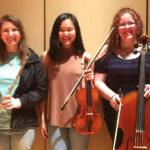Rensselaer County Music scholarship winners