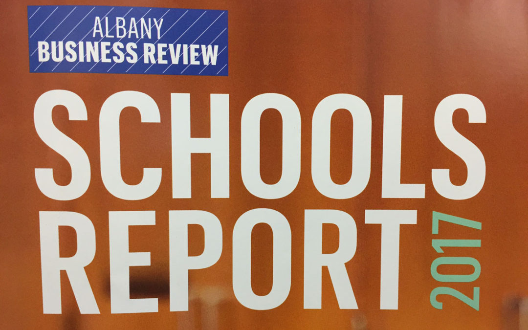 East Greenbush Ranks 6th Out of 84 Capital Region School Districts