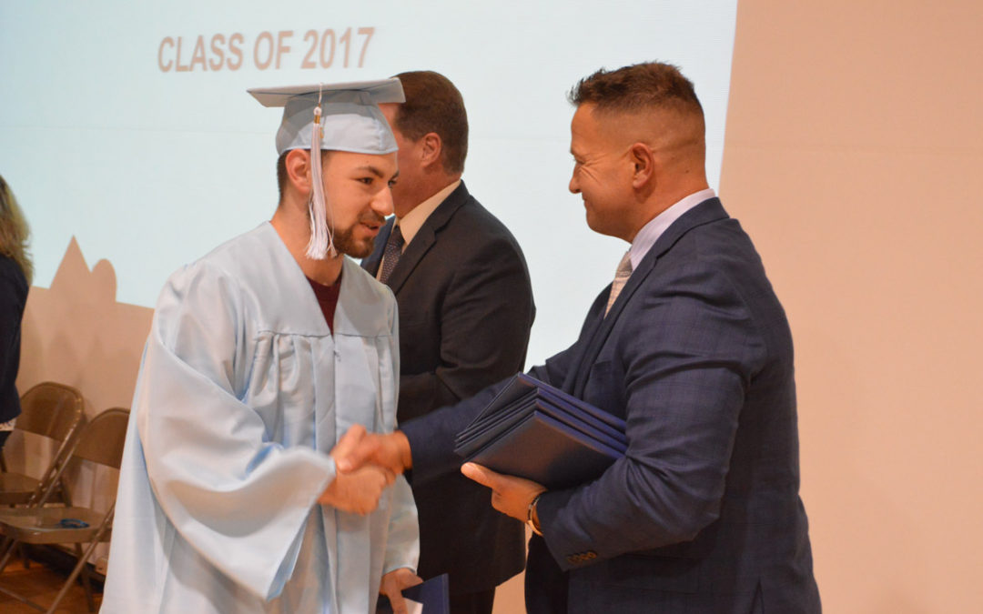 Students Overcome Obstacles to Graduate from High School