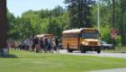 Last day of school at Genet