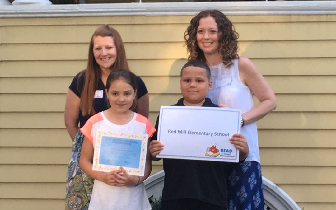 Red Mill Raises $4,773 for Ronald McDonald House