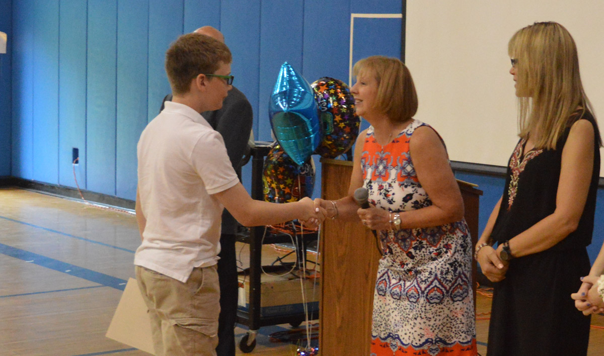 Bell Top Moving Up Ceremony | East Greenbush CSD