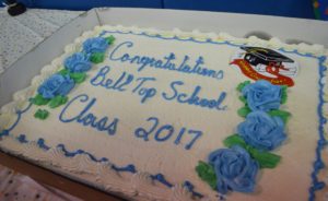 Bell Top Moving Up Ceremony