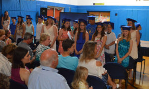 DPS Moving Up Ceremony