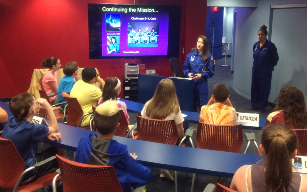 Goff Students Explore Space