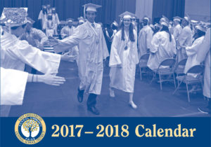 2017-18 District Calendar