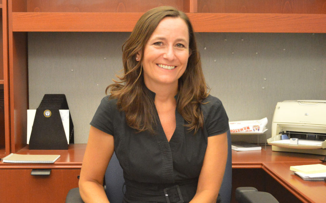 Meet Columbia's New Assistant Principal Patty Farnan