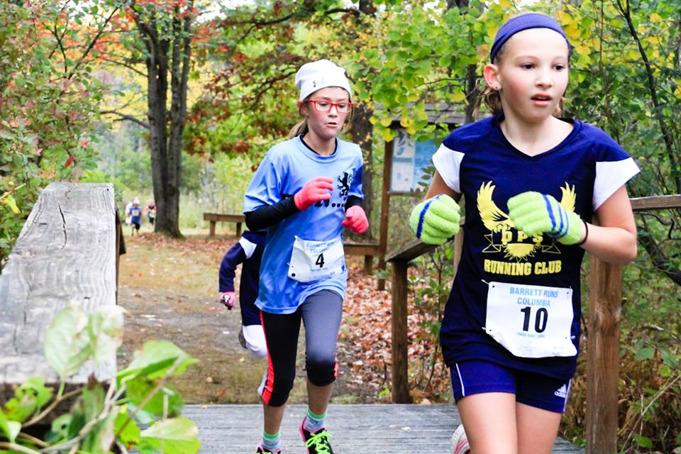 5th Annual Barrett Memorial Run – October 21