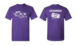 2017 Sophomore Class Homecoming Shirt