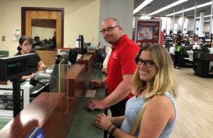 EGTA donates money for Hurricane Disaster Relief