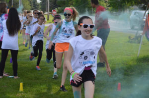 Goff Color Run