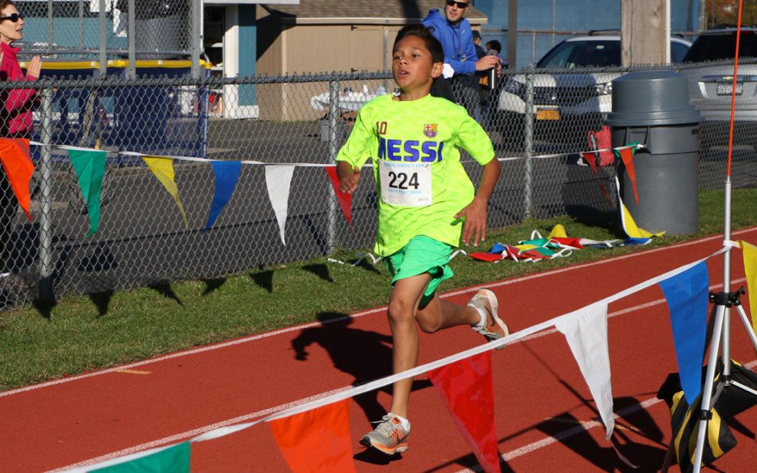 Barrett Memorial Run Results