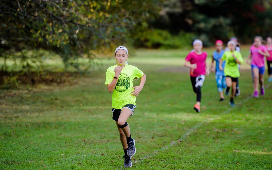 Green Meadow Apple Race