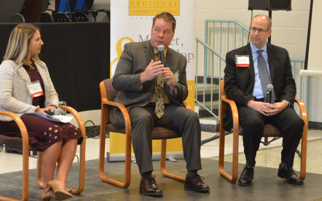 Education and Business Come Together on 'Workforce Readiness'