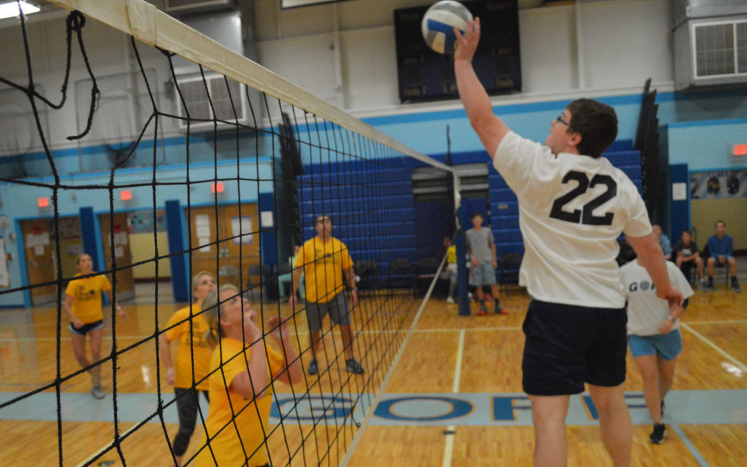 6th Annual Faculty Volleyball Battle – November 1