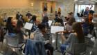 Chamber Orchestra at VA Hospital