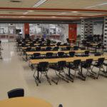 Columbia cafeteria