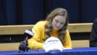 Maddie Burns signs NLI