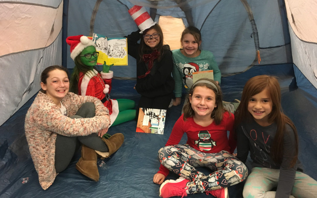 Green Meadow Hosts 2nd Annual Literacy Fair