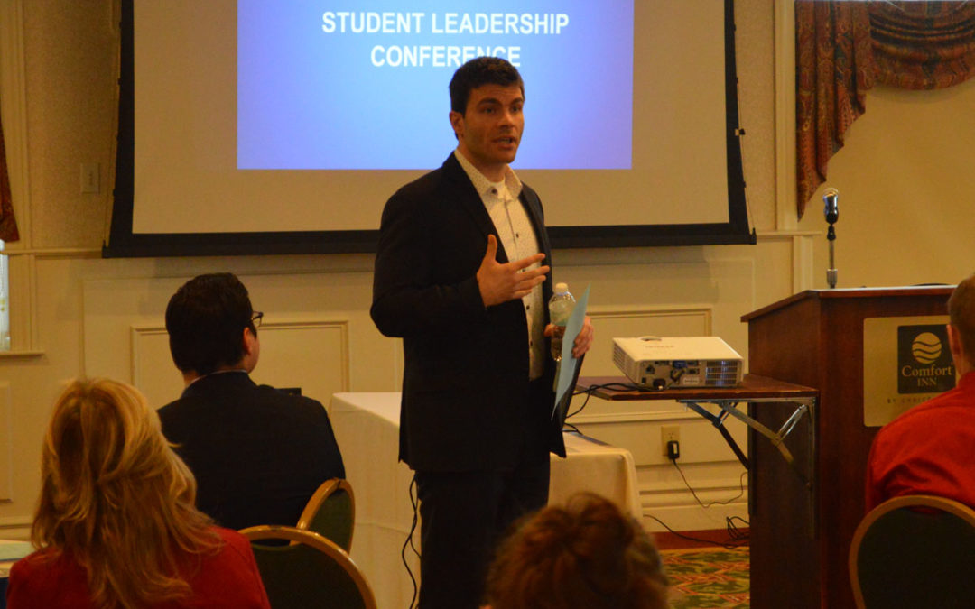 Columbia Students Attend Leadership Conference