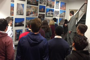 Students tour BBL Construction