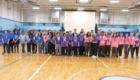 Goff Science Olympiad team gets trophy