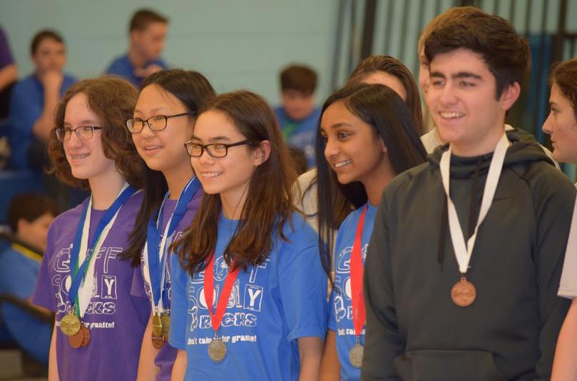 Goff Science Olympiad Wins Regional Championship
