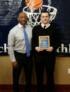 Brendan Russo Scholar Athlete Award