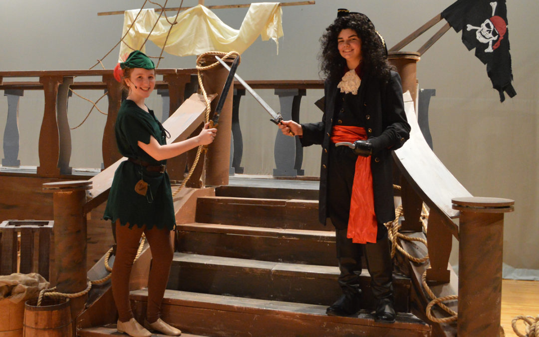 Goff Drama Club Presents 'Peter Pan Jr.'