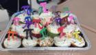 Pi Day cupcakes