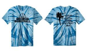 Columbia Unified Basketball shirt