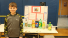 Students present research at the Green Meadow Science Fair