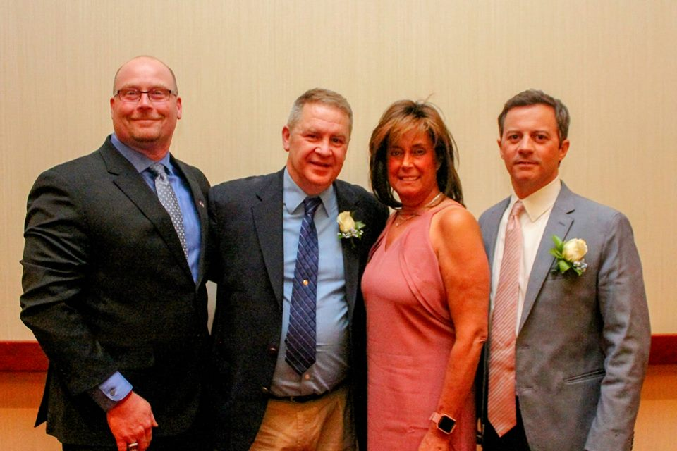 Four Honored at Education Foundation Gala