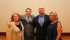 Drew Romanowski at Education Foundation Gala