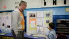 Scott Siver at 2017 STEM Fair