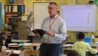 Scott Siver teaching class