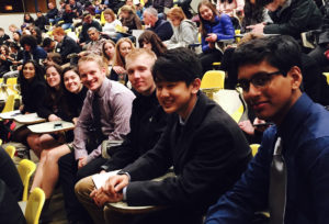Students at RPI Science and Engineering Fair