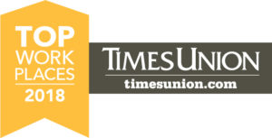 Times Union Top Workplaces logo