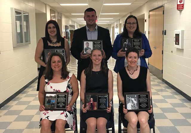2018 Athletic Hall of Fame inductees