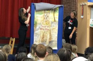 Teachers announce Bell Top Book Club title
