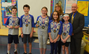 Bell Top at 2018 Math Competition web