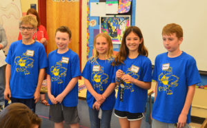 DPS at 2018 Math Competition web