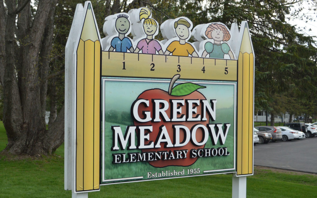 Green Meadow Principal's Corner – April 2019