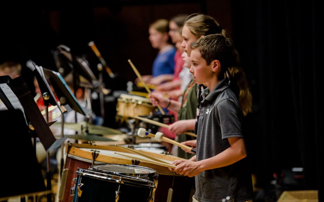 Photos: Green Meadow Spring Concert